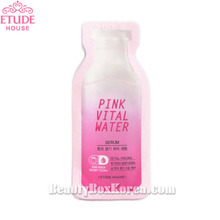 [mini]ETUDE HOUSE Pink Vital Water Serum *10ea,ETUDE HOUSE