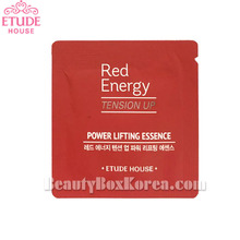 [mini]ETUDE HOUSE Red Energy Tension Up Power Lifting Essence 1ml*10ea