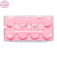 ETUDE HOUSE Pink Brick Brush Drying Stand 1ea