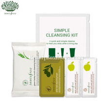 [mini] INNISFREE Simple Cleansing Kit 3items