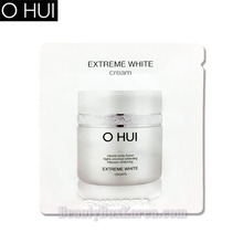 [mini] OHUI Extreme White Cream 1ml *10ea,Beauty Box Korea