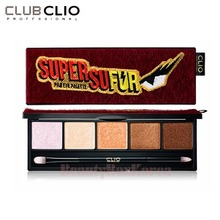 CLIO Super Sufur Pro Palette 1.5g*5 [super Sufur Limited Edition]