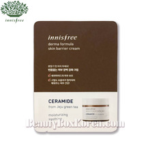 [mini] INNISFREE Derma Formula Skin Barrier Cream 1ml*10ea