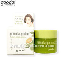 [mini] GOODAL Green Tangerine Honey Moist Cream 10ml*2ea