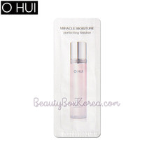 [mini] OHUI Miracle Moisture Perfecting Finisher 1ml*10ea,Beauty Box Korea