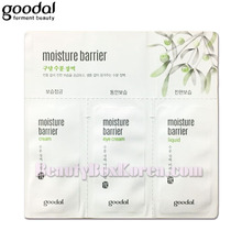 [mini] GOODAL Moisture Barrier Skincare (1ml+1ml+1ml)*5ea,Beauty Box Korea