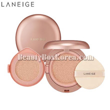LANEIGE Layering Cover Cushion SPF34 PA++,LANEIGE,Beauty Box Korea