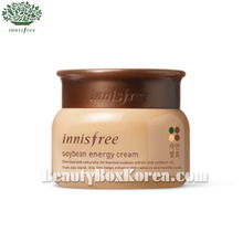 INNISFREE Soybean Energy Cream 50ml,Beauty Box Korea