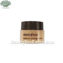 [mini] INNISFREE Soybean Energy Cream 5ml,Beauty Box Korea
