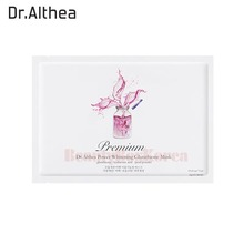 DR.ALTHEA Power Whitening Glutathione Mask 35g,DR.ALTHEA