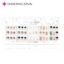 DASHING DIVA Magic Press Various French Nail Set [ Limited Edition ]