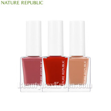 NATURE REPUBLIC Color&Nature Nail Color 8ml [Normal], NATURE REPUBLIC