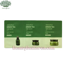 [mini] INNISFREE Green Tea Night -Care Kit 2ml*3