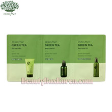 [mini] INNISFREE Green Tea Day-Care Kit 2ml*3