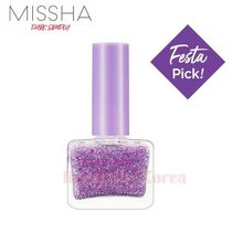 MISSHA Festival Gelatic Nail Polish 9ml [Festa Pick Edition]