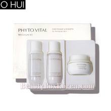 [mini] OHUI Phyto Vital Miniature Kit 3items