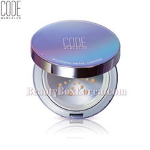 CODE GLOKOLOR G.Lumiere Metal Cushion SPF 50 PA +++ 15g