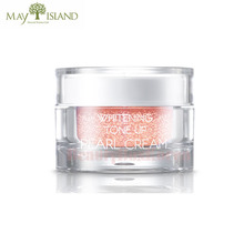MAY ISLAND Whitening Tone Up Pearl Cream 50g, MAYISLAND