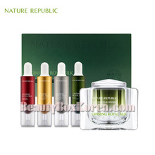 NATURE REPUBLIC Ginseng Royal Silk Luxury Care Set 60g+10ml*4ea [Limited]