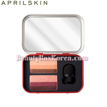 APRILSKIN Perfect Magic Dual Eyeshadow 6g