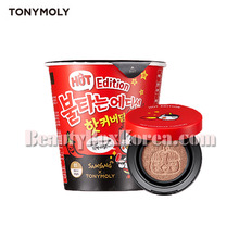 TONYMOLY Hot COVERDAK Cushion 10g+Refill 5g[Hot Edition](PRE-ORDER)