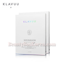 KLAVUU White Pearlsation Enriched Divine Pearl Serum Mask 5EA