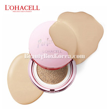 LOHACELL Perfect Finish Cover Cushion Cover Up SPF 50+ PA++++ 13g*2ea