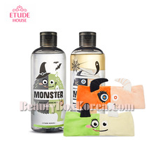 ETUDE HOUSE Monster Cleansing Set 3items [Halloween Edition],Beauty Box Korea
