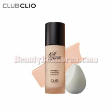 CLIO Kill Cover Stay Perfect Foundation SPF 50+PA++++ 35g Special Set,CLIO