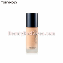 TONYMOLY Double Cover Foundation SPF30 PA+++ 30g,TONYMOLY