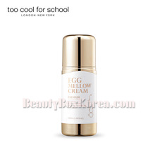 TOO COOL FOR SCHOOL Egg Mellow Cream Premium 100ml,TOO COOL FOR SCHOOL