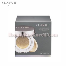 KLAVUU Urban Pearlsation High Coverage Tension Cushion Refill Set 15g+15g