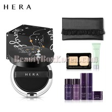 HERA Holiday Black Cushion Special Set [HERA X BLINDNESS] 10items