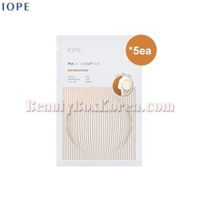 IOPE Mask Solution Nourishing 35ml*5ea,IOPE