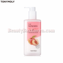 TONYMOLY The Sunhan Peach Body Shower 300ml,TONYMOLY