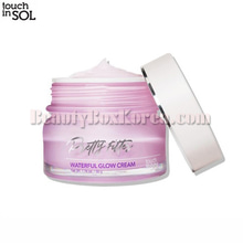 TOUCH IN SOL Pretty Filter Waterful Glow Cream 50g,TOUCH IN SOL