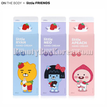 ON THE BODY little Friends Hand Cream 50ml,ON THE BODY