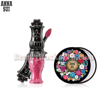 ANNA SUI Matte Lip Color Special Set 2items,ANNA SUI