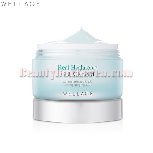 WELLAGE Real Hyaluronic Gel Cream 50ml,WELLAGE