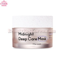 ETUDE HOUSE The Zam Midnight Deep Care Mask 50ml[Online Excl.],ETUDE HOUSE