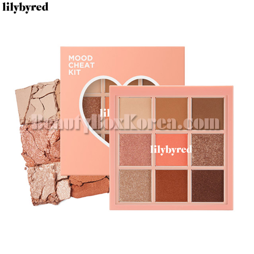 LILYBYRED Mood Cheat Kit 8g,LILYBYRED