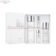 MISSHA Time Revolution The First Treatment Special Set 4items,MISSHA
