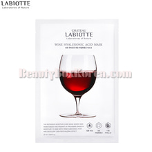 LABIOTTE Chateau Labiotte Wine Hyaluronic Acid Mask 25ml,LABIOTTE