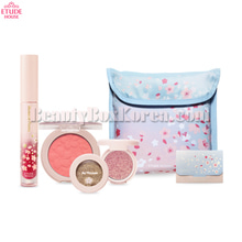 ETUDE HOUSE Pink Blossom Look Set 6items[Online Excl.],ETUDE HOUSE