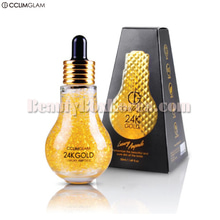 CCLIMGLAM 24K Gold Luxury Ampoule 50ml,CCLIMGLAM