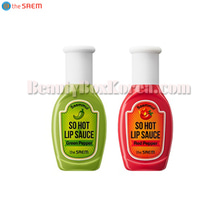 THE SAEM Saemmul So Hot Lip Sauce 9.5g,THE SAEM