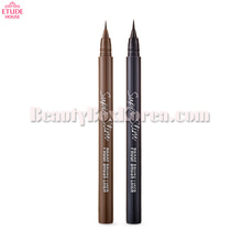 ETUDE HOUSE Super Slim Proof Brush Liner 0.6g
