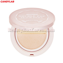 CANDY LAB Doublepop Peach Dewy Tone Up&Cover Cushion 20g,CANDY LAB