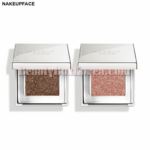 NAKEUP FACE Naked Eye Shadow 2g[1+1],NAKEUP FACE
