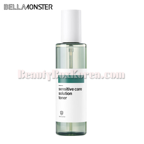 BELLAMONSTER Sensitive Care Solution Toner 200ml,BELLAMONSTER